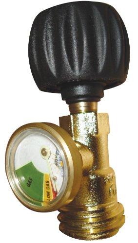 Flame King Ysn-212 Propane Cylinder Gas Gauge Meter