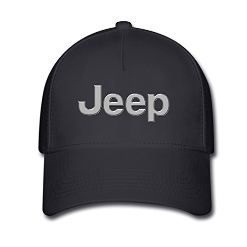 Unisex Jeep Logo One Size Fits All Baseball Caps