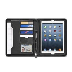 iLuv CEO Folio Multi-Purpose Portfolio Case for Apple iPad 4