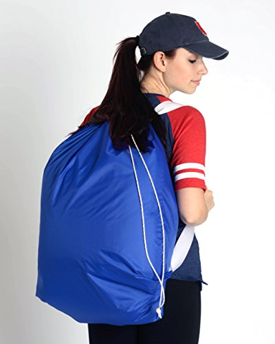 Commercial Grade Backpack Laundry Bag  Two Shoulder