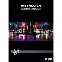 Metallica - S &#038; M with the San Francisco Symphony