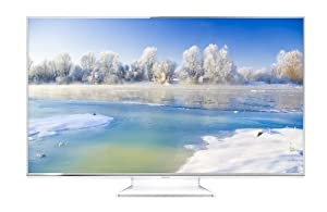 Panasonic TC-L55WT60 55-Inch 1080p 240Hz Smart 3D IPS LED HDTV (Includes 4 Pairs of 3D Polarized Glasses with Built-in Camera)