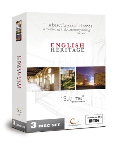 ENGLISH HERITAGE TRIPLE PACK [DVD]