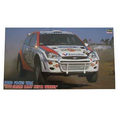 Maquette voiture : Ford Focus WRC 1999 Kenya