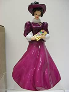 Holiday Traditions Barbie Limited Edition Porcelain Figurine