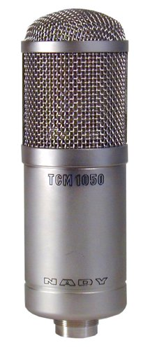 Nady Tcm-1050 Vacuum Tube Condenser Microphone With Case And Shock Mount