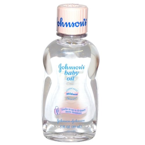 Johnson'S Baby Oil front-998919