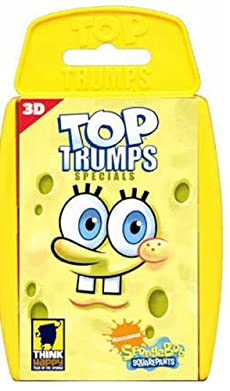 TOP TRUMPS: MULTIPLE SELECTION CHOOSE YOUR FAVOURITE SPECIALS 3D
