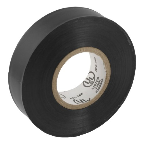 (40 Pack) Premium Grade Black Electrical Tape Value Pack