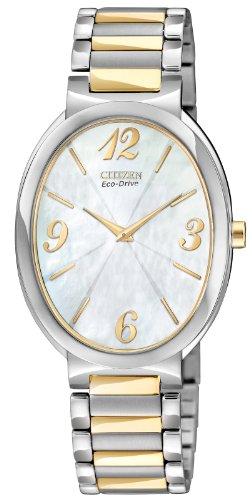 Citizen Women's EX1234-54D Eco-Drive Allura Watch
