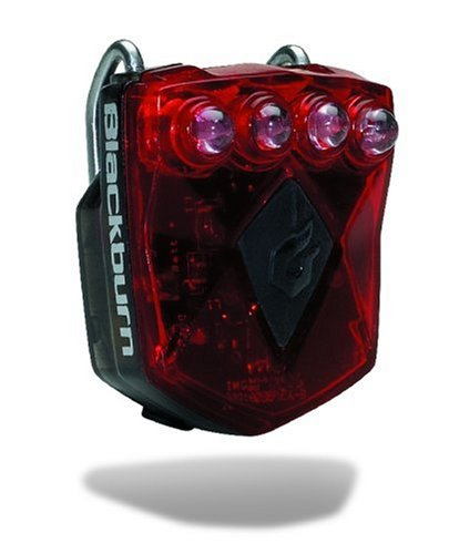 Blackburn Flea Rear Flasher Bicycle Taillight