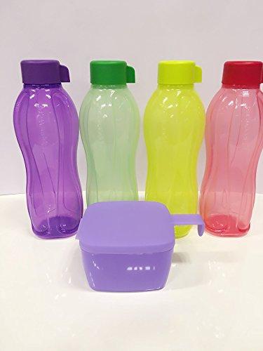tupperware-eco-facile-jeu-de-bouteille-1000ml-quatre-4-1000-ml