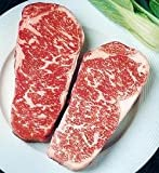 4 (12oz) Wagyu Kobe Style Boneless Strips - Chicago Steak Company - WAG152 4 12OZ