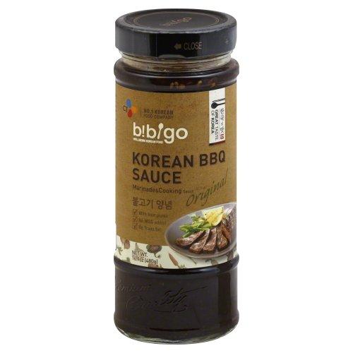 Sauce BBQ Orgnl Korean (Pack Of 6)