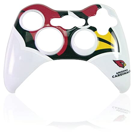 Xbox 360 Official NFL Arizona Cardinals Controller Faceplate
