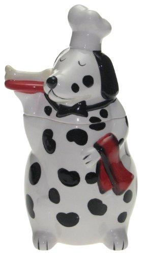 Snoozer Buon Appetito Dog Treat Jar by Tracy Flickinger