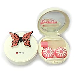 ARCADIO Contact Lens Designer Cases_ Butterfly Effect _A8063A-PK