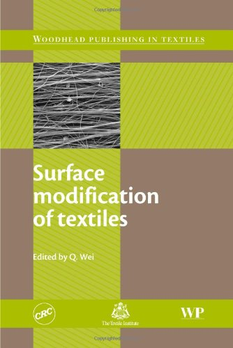 Surface Modification of Textiles (Woodhead Publishing Series in Textiles)