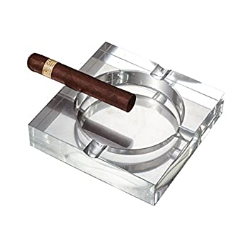 Visol Arnold Crystal Cigar Ashtray