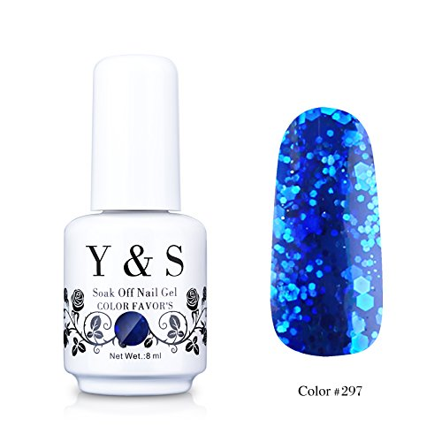 Yaoshun-Gelpolish-Soak-off-Gel-Nail-Polish-UV-LED-Nail-ArtBeauty-Care-8ml-297