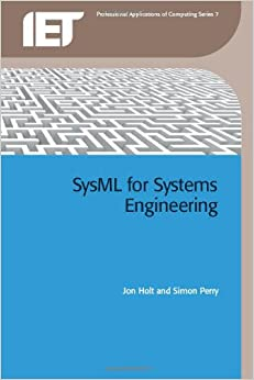 sysml for systems engineering professional applications