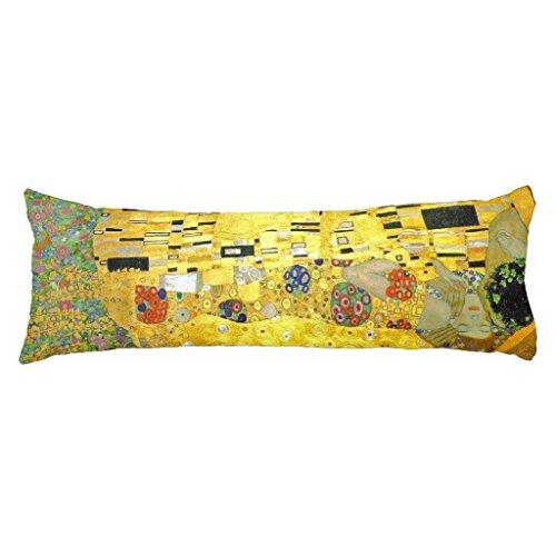 Vintage Il Bacio Klimt Cuscino