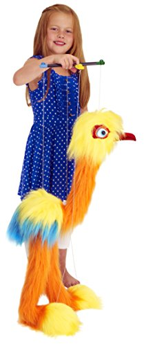 The-Puppet-Company-Marionette-Giant-Birds-Tropical-Bird
