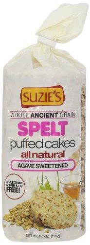 Suzie S Spelt Puffed Cakes