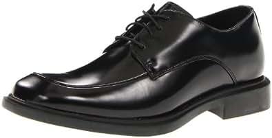 Kenneth Cole New York Men's Merge OxfordBlack7 M
