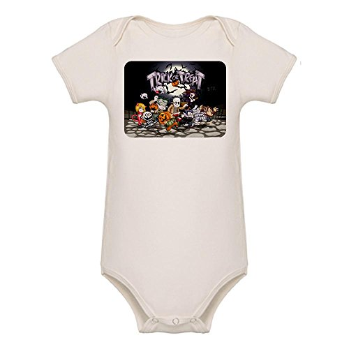 Royal Lion Organic Baby Bodysuit Halloween Trick or Treat Costumes