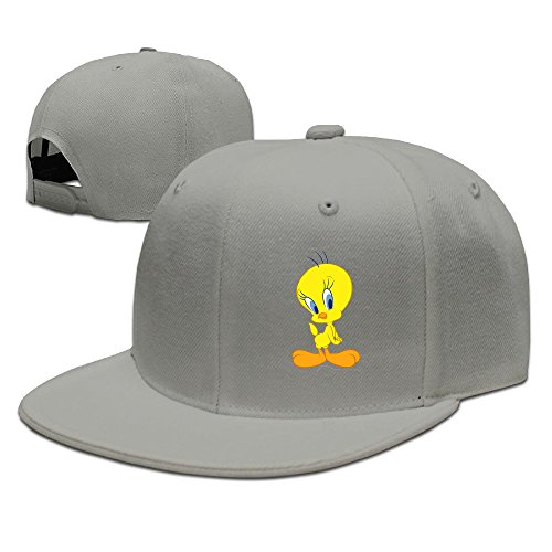 LALayton Unisex Tweety Bird Adjustable Fashion Cotton Baseball Cap - Ash (Loc Peppa compare prices)