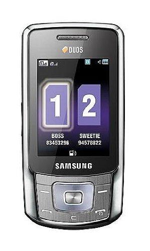 Samsung B5702 Dual Sim Quad-Band GSM Unlocked
