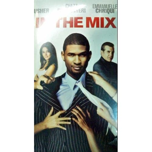 In the Mix [VHS] Usher, Emmanuelle Chriqui Movies & TV