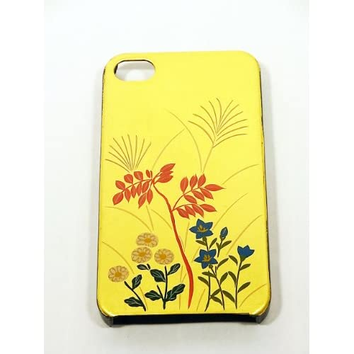 Amazon.com: Maki-e iPhone 4/4S Cover Case Made in Japan - Akikusa (Autum Grass): Cell Phones & Accessories from amazon.com