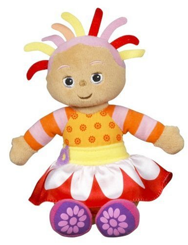 In The Night Garden - Mini Plush Upsy Daisy
