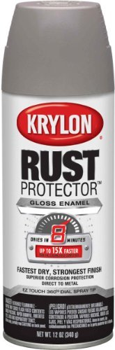 krylon-69017-rust-protector-and-preventative-enamels-gloss-classic-gray-by-krylon