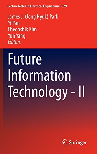 Future Information Technology - II (Lecture Notes in Electrical Engineering)