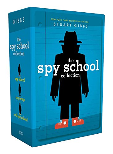 The-Spy-School-Collection-Spy-School-Spy-Camp-Evil-Spy-School