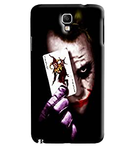 Clarks Printed Designer Back Cover For Samsung Galaxy Note 3 Neo