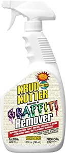 KRUD KUTTER GR32 Graffiti Remover, 32-Ounce