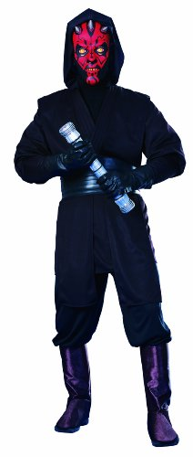 Rubie's Costume Star Wars Deluxe Adult Darth Maul Costume