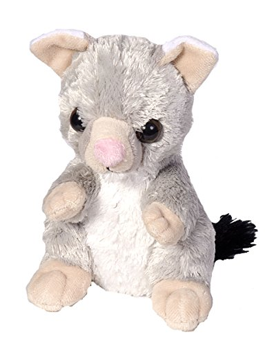 Wild Republic Hug Ems Brush Tail Possum Plush Toy - 1