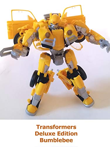 Clip: Transformers Deluxe Edition Bumblebee
