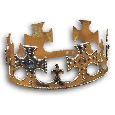 Rubie's Costume Co Maltese Crown-Gold Costume
