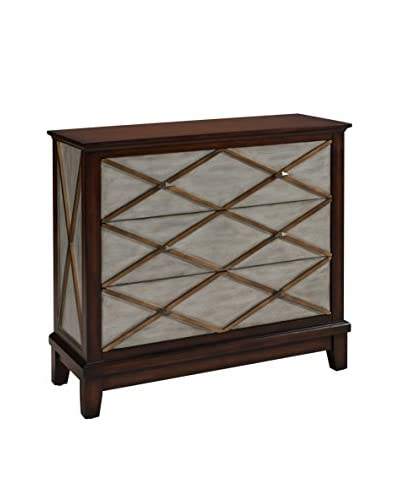 Coast to Coast Criss-Cross 3-Drawer Chest
