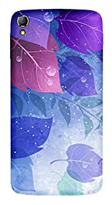 TrilMil Printed Designer Mobile Case Back Cover For Panasonic Eluga Switch