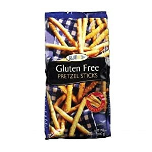 Gluten Free Pretzel Sticks by Glutino - 8 oz