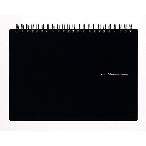 Maruman 1 Hardcover Executive Notebook (N182A) (Quad Ruled Hardcover Notebook compare prices)