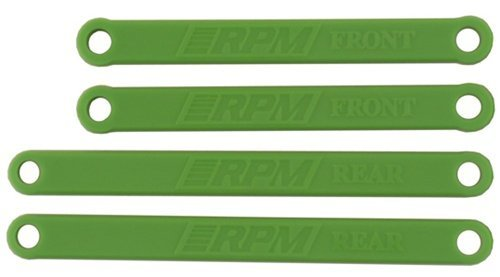 RPM Heavy Duty Camber Links, Green