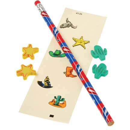 Western Stationery Sets